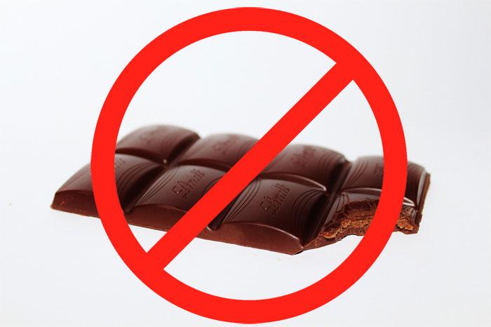 no-chocolate